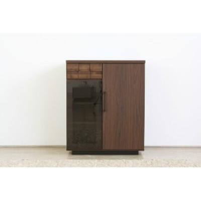 【COLK/コルク】 カウンター 幅70cm 木製 北欧 モダン レンジラック レンジボード レンジストッカー キッチン収納 キッチンボード(代引不