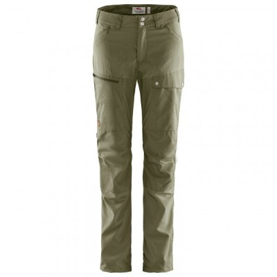 フェールラーベン ウィメンズ Abisko Midsummer Trousers パンツ ( Savanna / Light Olive )