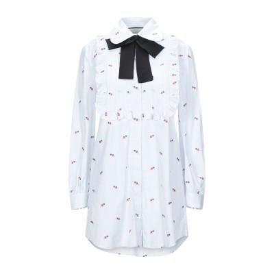 グッチ GUCCI シャツ ホワイト 40 コットン 100% / シルク シャツ