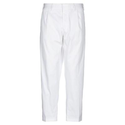 ザ ジジ THE GIGI パンツ ホワイト 50 コットン 97% / ポリウレタン 3% パンツ