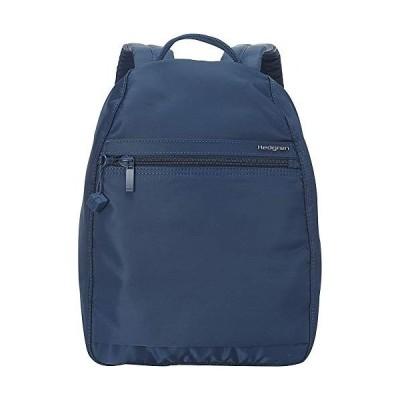 Hedgren Vogue Large RFID Backpack, Dress Blue 並行輸入品