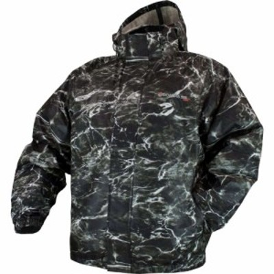 コンパス360 Compass 360 メンズ ジャケット アウター AdvantageTek Jacket Mossy Oak Elements Agua Blacktip