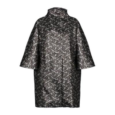 ANNIE P. コート ファッション  レディースファッション  コート  その他コート ブラック