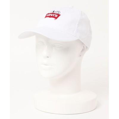 IO / 【ut】【10】【Levi's】LEVI'S×SNOOPY CAP WOMEN 帽子 > キャップ