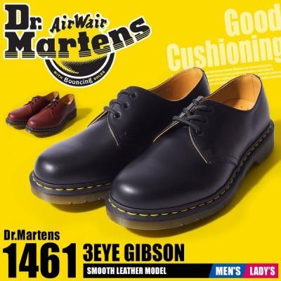 ドクターマーチン 3ホール メンズ レディース 1461 ギブソン DR.MARTENS 11838002 靴 シューズ 冬