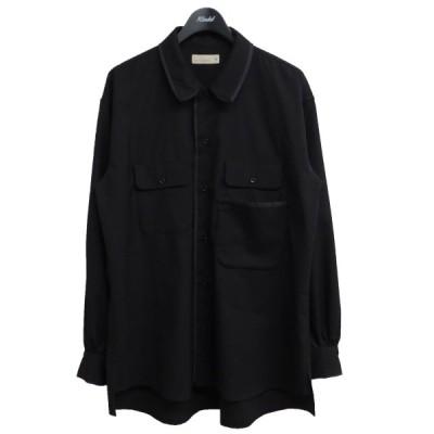 rdv o globe GEORGE CH シャツジャケット ブラック サイズ:3 (京都三条堀川店) 210508