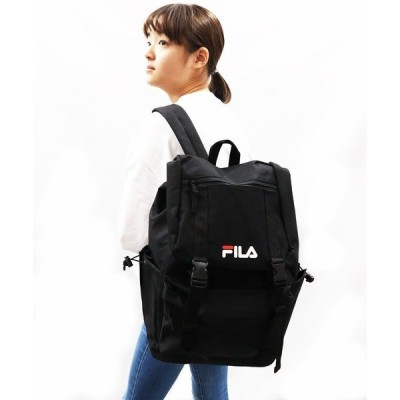 リュック 【FILA/フィラ】フラップリュックサック FM2057