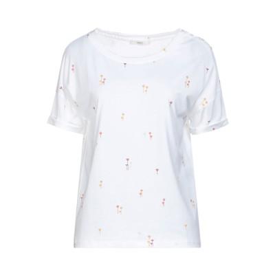 セッスン SESSUN T シャツ ホワイト XS テンセル 67% / コットン 33% T シャツ