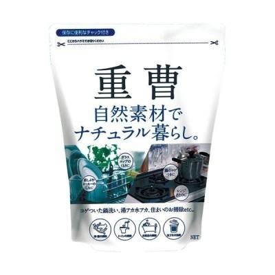 (まとめ)カネヨ石鹸 自然素材でナチュラル暮らし重曹 1kg 1パック 〔×10セット〕