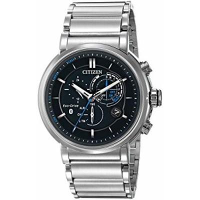 腕時計 シチズン 逆輸入 Citizen Men's Quartz Watch with Stainless-Steel Strap, Silver (Model: BZ1000-