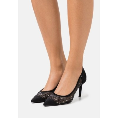 デューンロンドン ヒール レディース シューズ BINKIES - Classic heels - black