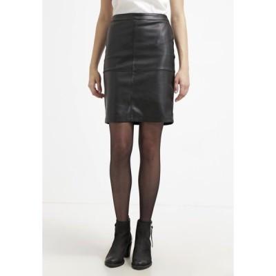 ヴィラ スカート レディース ボトムス VIPEN - Pencil skirt - black
