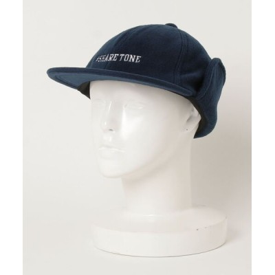 L&HARMONY / [ShareTone / シェアトーン] FLEECE EAR PADS CAP MEN 帽子 > キャップ