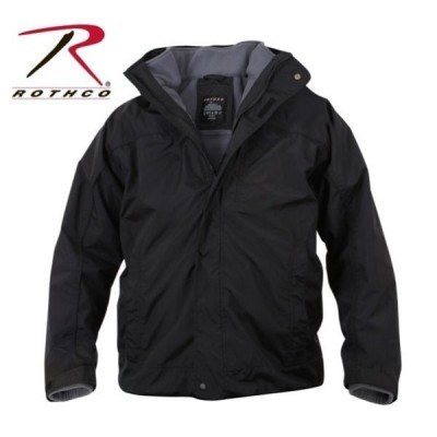 Rothco All Weather 3 In 1 Jacket(ロスコ オール ウェザージャケット)7704