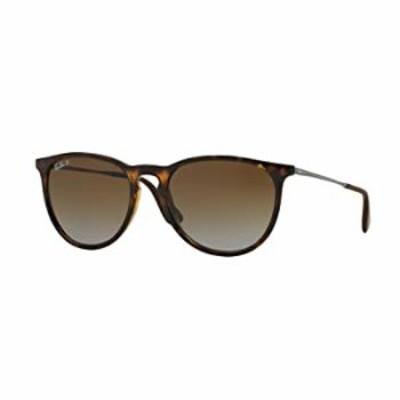 Ray Ban RB4171 ERIKA 710/T5 54M Havana/Brown Gradient Polarized Sunglasses For Women