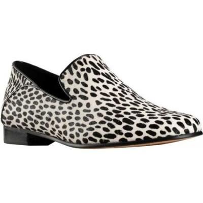 クラークス Clarks レディース ローファー・オックスフォード シューズ・靴 Pure Viola Loafer Black/White Interest