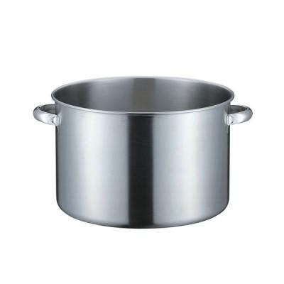 KO 19−0電磁対応半寸胴鍋(蓋無) 28cm 8-0018-0701