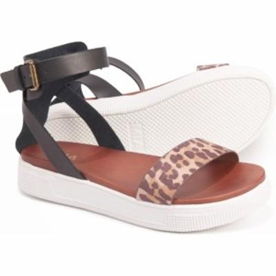 ミア MIA レディース サンダル・ミュール シューズ・靴 kyleigh flatform sandals Leopard