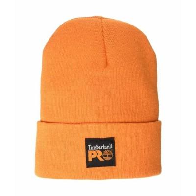 ティンバーランド 帽子 アクセサリー メンズ Watch Cap Pro Orange