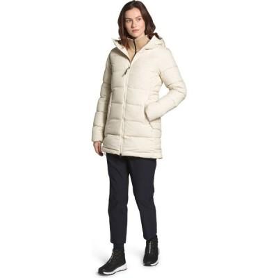 ザ ノースフェイス The North Face レディース ダウン・中綿ジャケット アウター gotham parka jacket Vintage White