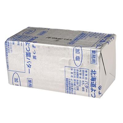 よつ葉バター(加塩) / 450g バター・乳製品・油脂・卵 バター(加塩)