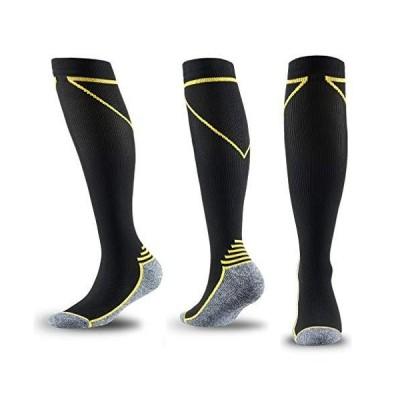 Fenglaoda Compression Socks Men & Women Best Support2030mmhgKnee HighWide C