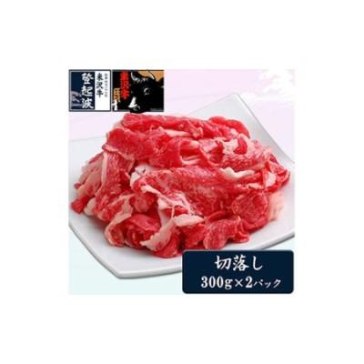 米沢牛切落し600g 冷凍 F2Y-1980
