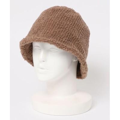 Fun & Daily / F&D : バケットボアハット WOMEN 帽子 > ハット