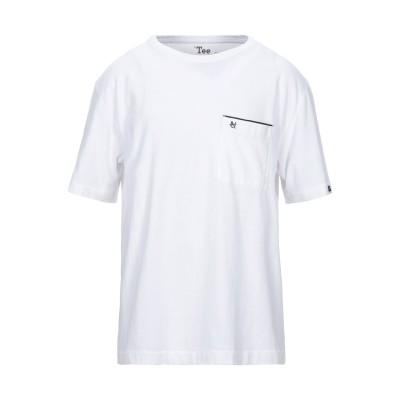ナナミカ NANAMÍCA T シャツ ホワイト M コットン 100% T シャツ