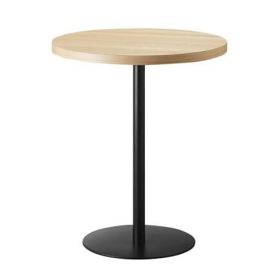 カフェテーブル60cm円形サイズテーブル 天板カラー4種から st966t-at166a