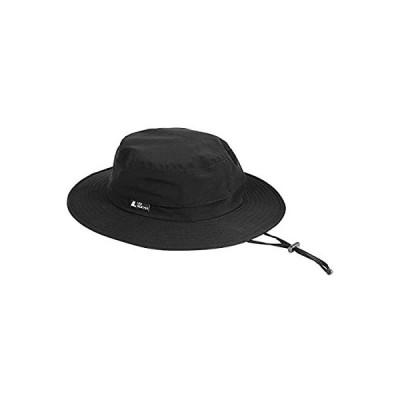 [ラドウェザー] 帽子 防水 レインハット 耐水/透湿 10,000mm/10,000g/m2 サファリハット 撥水 ハット メンズ レディース (L