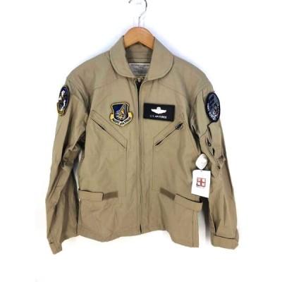 セスラ SESSLER ワッペン付き フィールドジャケット メンズ S 中古 201125