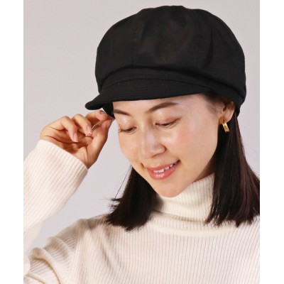 salle de bal / TWILL CAS ツイル キャスケット WOMEN 帽子 > キャスケット