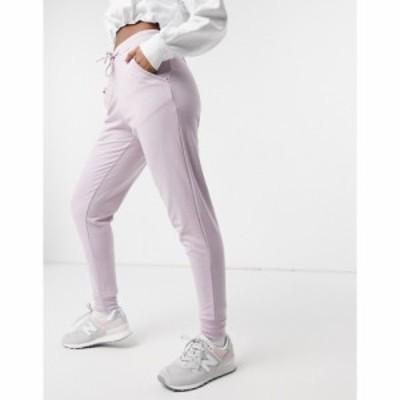 インフルエンス Influence レディース ジョガーパンツ ボトムス・パンツ Slim Leg Joggers In Dusty Lilac ダスキーライラック