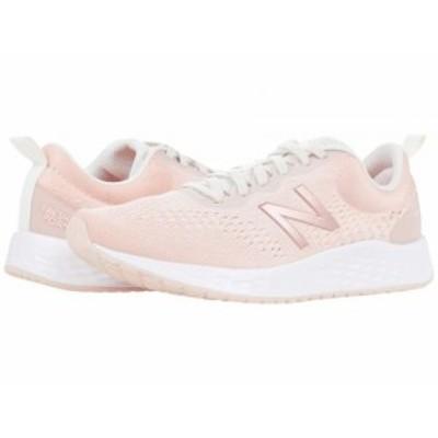 New Balance ニューバランス レディース 女性用 シューズ 靴 スニーカー 運動靴 Fresh Foam Arishi v3 Linen Fog/Peach Soda【送料無料】