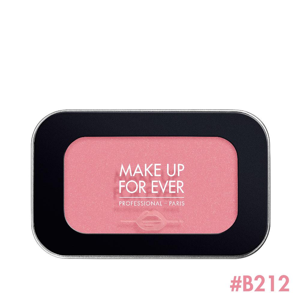 【腮紅】藝術大師玩色頰彩蕊心 B212-糖果粉- MAKE UP FOR EVER