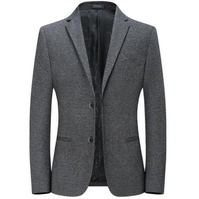 メンズテーラードジャケット ブレザー カジュアルスーツ  ビジネススーツ ジャケット コート   お洒落 個性