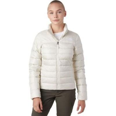 ノースフェイス レディース ジャケット・ブルゾン アウター Aconcagua Down Jacket Vintage White
