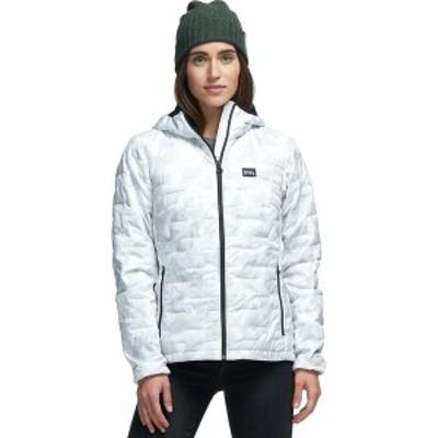 ヘリーハンセン レディース ジャケット&ブルゾン アウター Lifaloft Hooded Insulator Jacket - Women's Grey Fog Camo