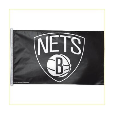 NBA Brooklyn Nets 3-by-5-Foot Flag【並行輸入品】