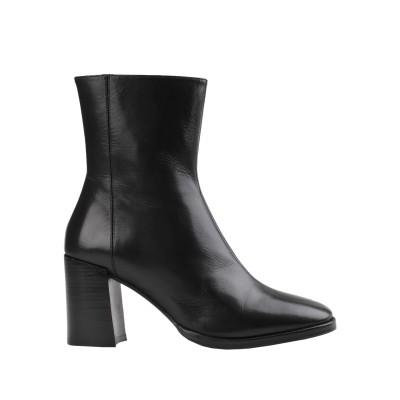 ブルーノ プレミ BRUNO PREMI ショートブーツ ブラック 36 牛革(カーフ) 100% ショートブーツ