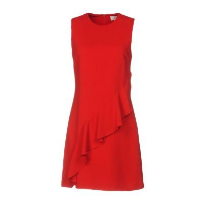 エー・エル・シー A.L.C. ミニワンピース&ドレス レッド 4 レーヨン 97% / ポリウレタン 3% ミニワンピース&ドレス