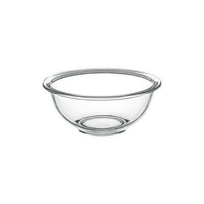 iwaki(イワキ) 耐熱ガラス ボウル 1.5L 外径21.3cm KBC323(中古品)