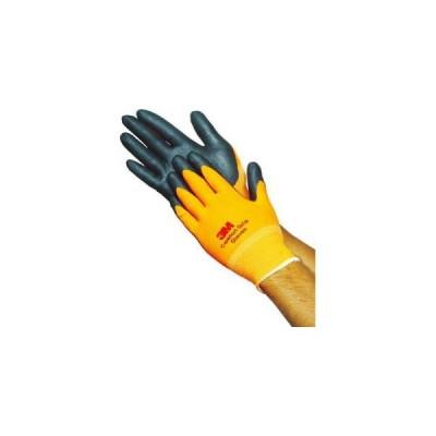 【メール便選択可】スリーエム 3M GLOVE ORA XL 一般作業用コンフォートグリップグローブ オレンジ XLサイズ