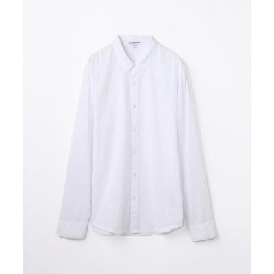 シャツ ブラウス コットン スタンダードシャツ MLC3408