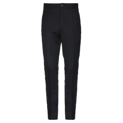 ZZEGNA パンツ ブラック 50 ウール 99% / ポリウレタン 1% パンツ