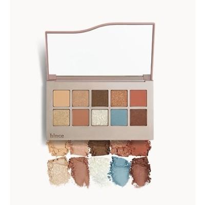 [hince] New Depth Eyeshadow Palette #01 GENTLE FIRM