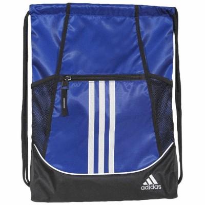 アディダス adidas レディース バックパック・リュック ナップサック バッグ Alliance II Sackpack Bold Blue