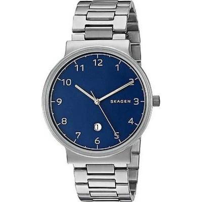 腕時計 スカーゲン Skagen メンズ SKW6295 'Ancher' ステンレス スチール 腕時計