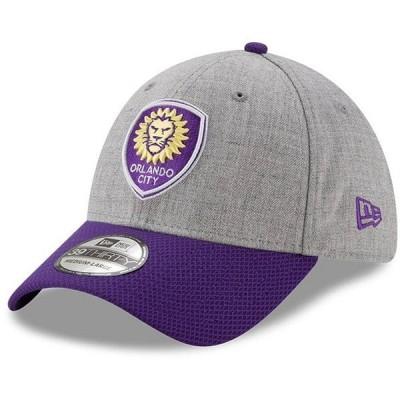 ニューエラ メンズ 帽子 アクセサリー Orlando City SC New Era Change Up Redux 39THIRTY Flex Hat